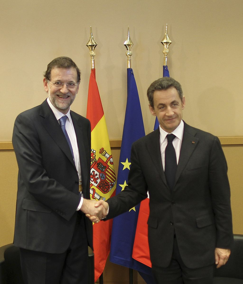 Mariano Rajoy recibirá en Moncloa al presidente galo