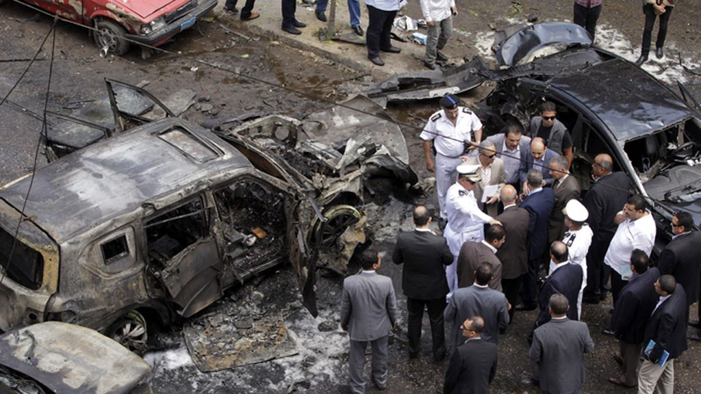 Fallece el Fiscal General egipcio en un atentado  contra su convoy en El Cairo
