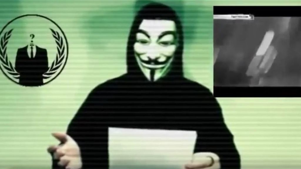 Anonymous le declara la guerra al Estado Islámico
