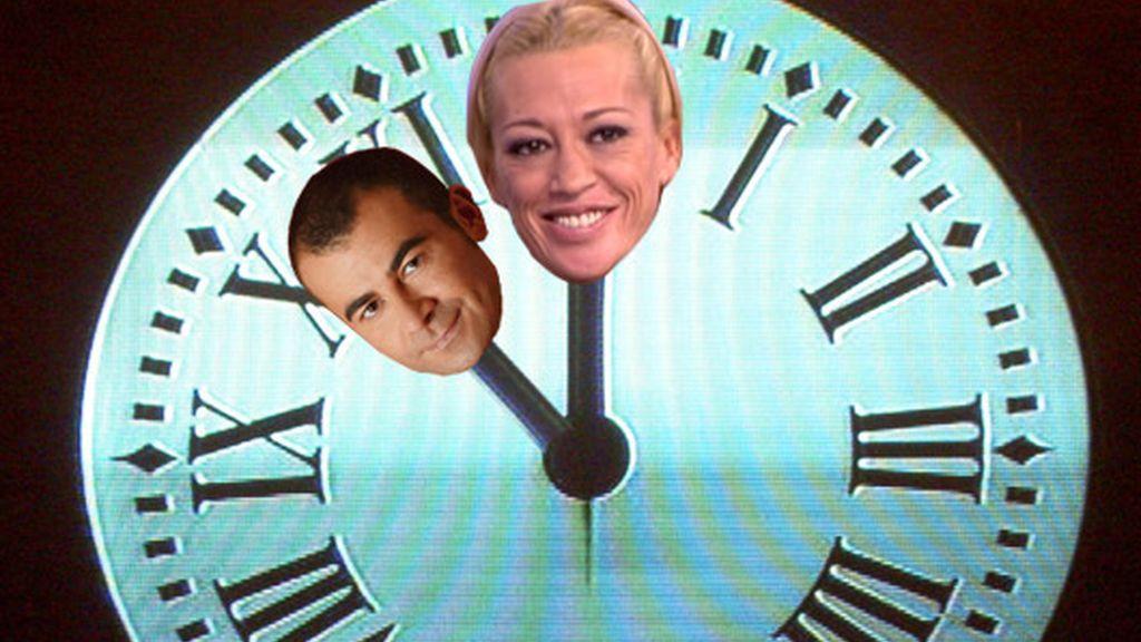 ¡Jorge y Belen darán las campanadas!