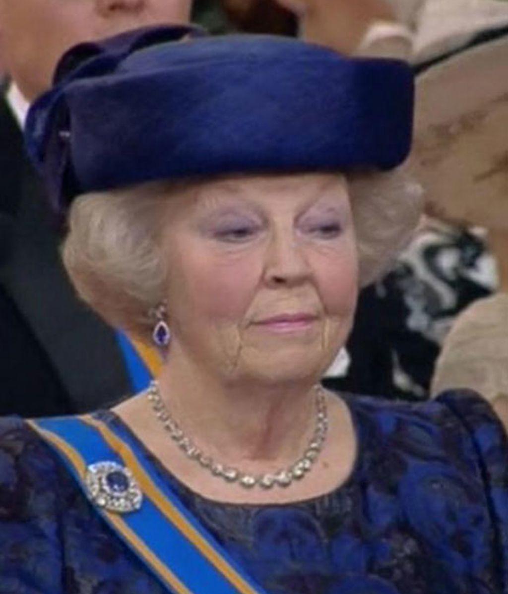 Beatriz, reina durante 33 años