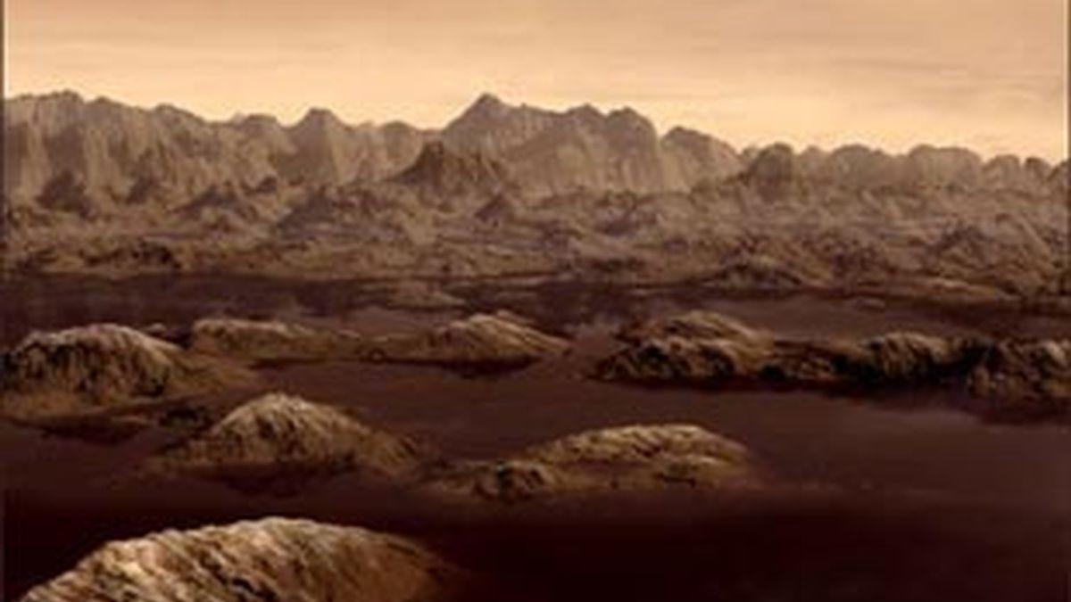 Titán, un infierno helado. Foto: Archivo.