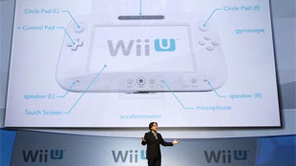Wii U promete ser mucho más que una consola y mucho más que un mando. Foto: Reuters.
