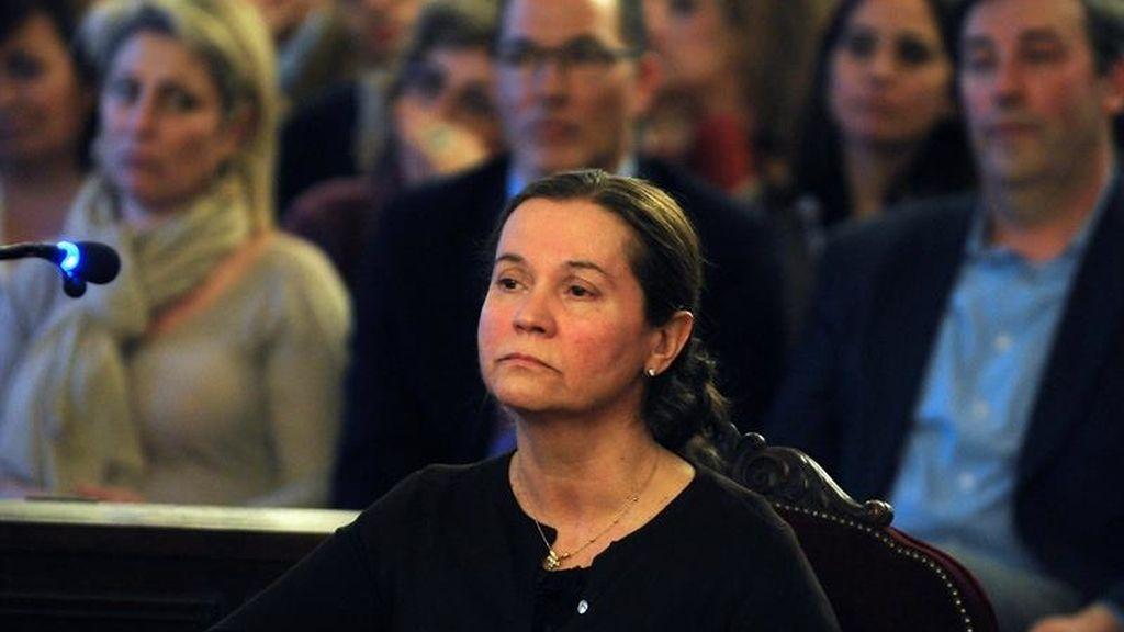 Montserrat González declara