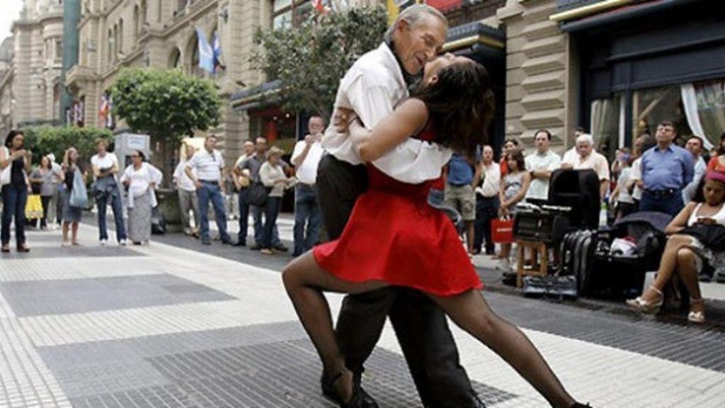 Tango en Buenos Aires para celebrar el Año Nuevo