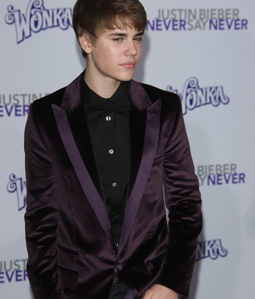 'Never say never', la vida de Bieber en el cine