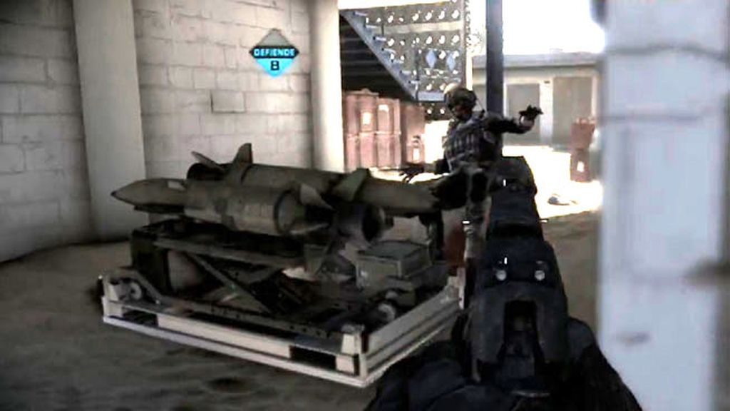 Call of Duty, Partido 44