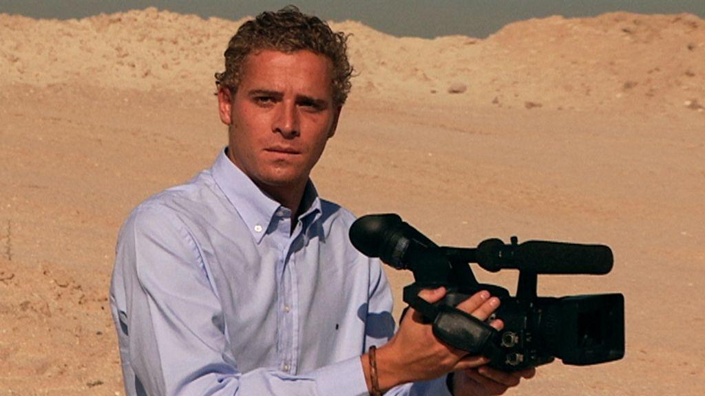 Federico Cardelús, reportero de Callejeros