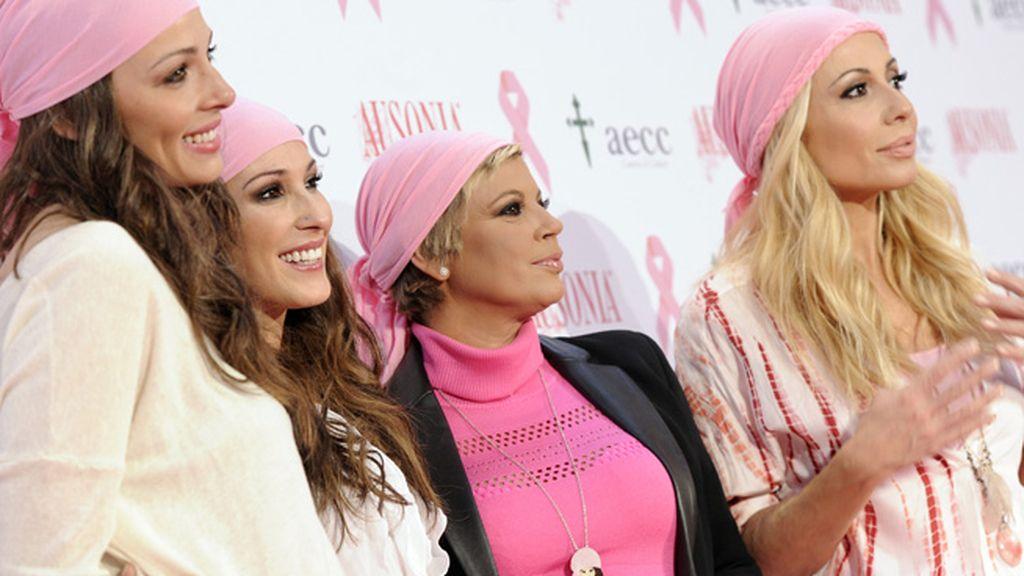 """Estas cuatro mujeres protagonizan la campaña """"Juntas somos más fuertes"""""""