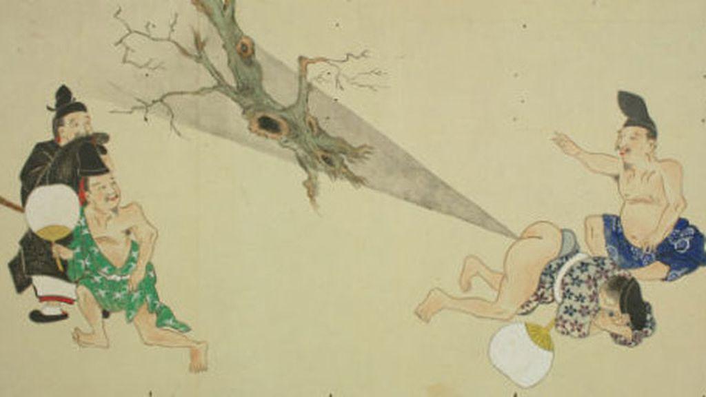 El arte japonés de la flatulencia