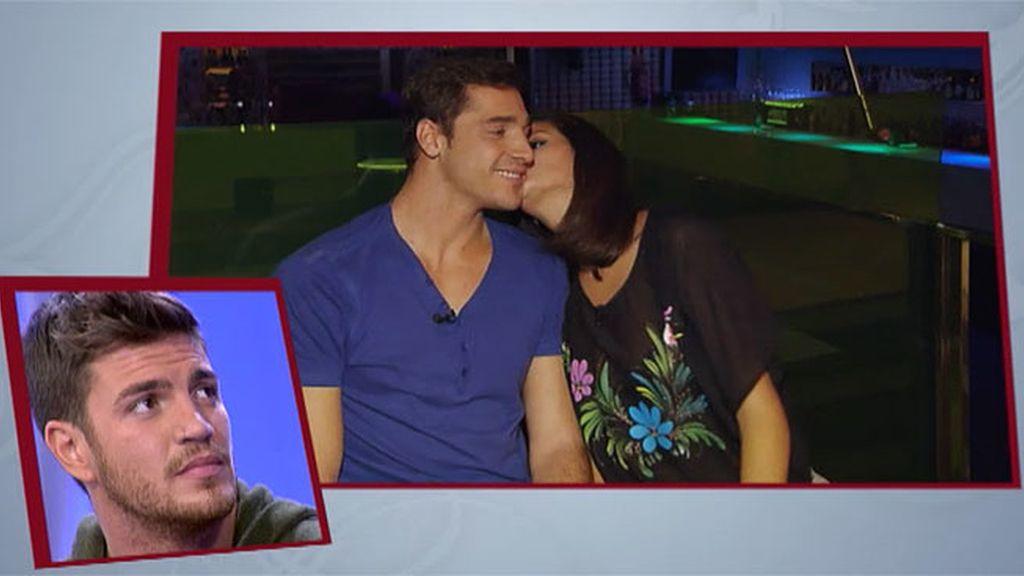 """Lola: """"Me ha gustado más que si le hubiera besado"""""""