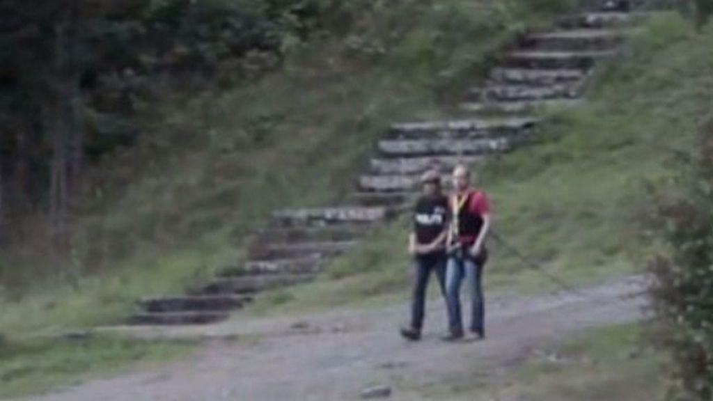 Breivik vuelve a la isla Utoya