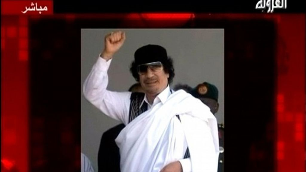 Nueva arenga del dictador. Foto: Reuters.