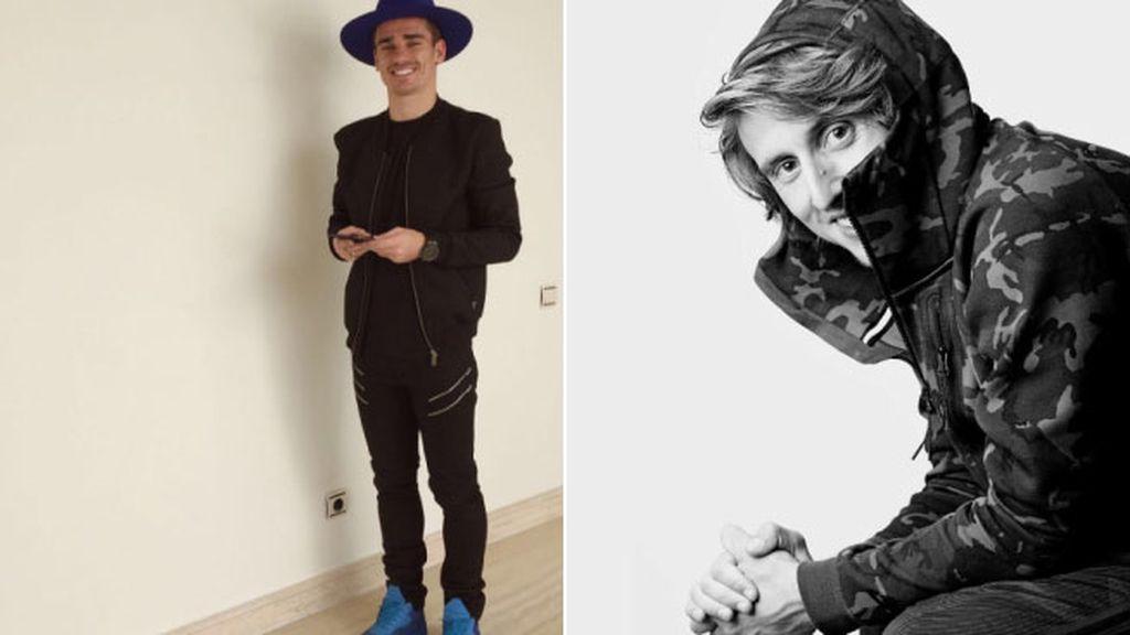 Griezman y Modrid son los más 'casual' del vestuario