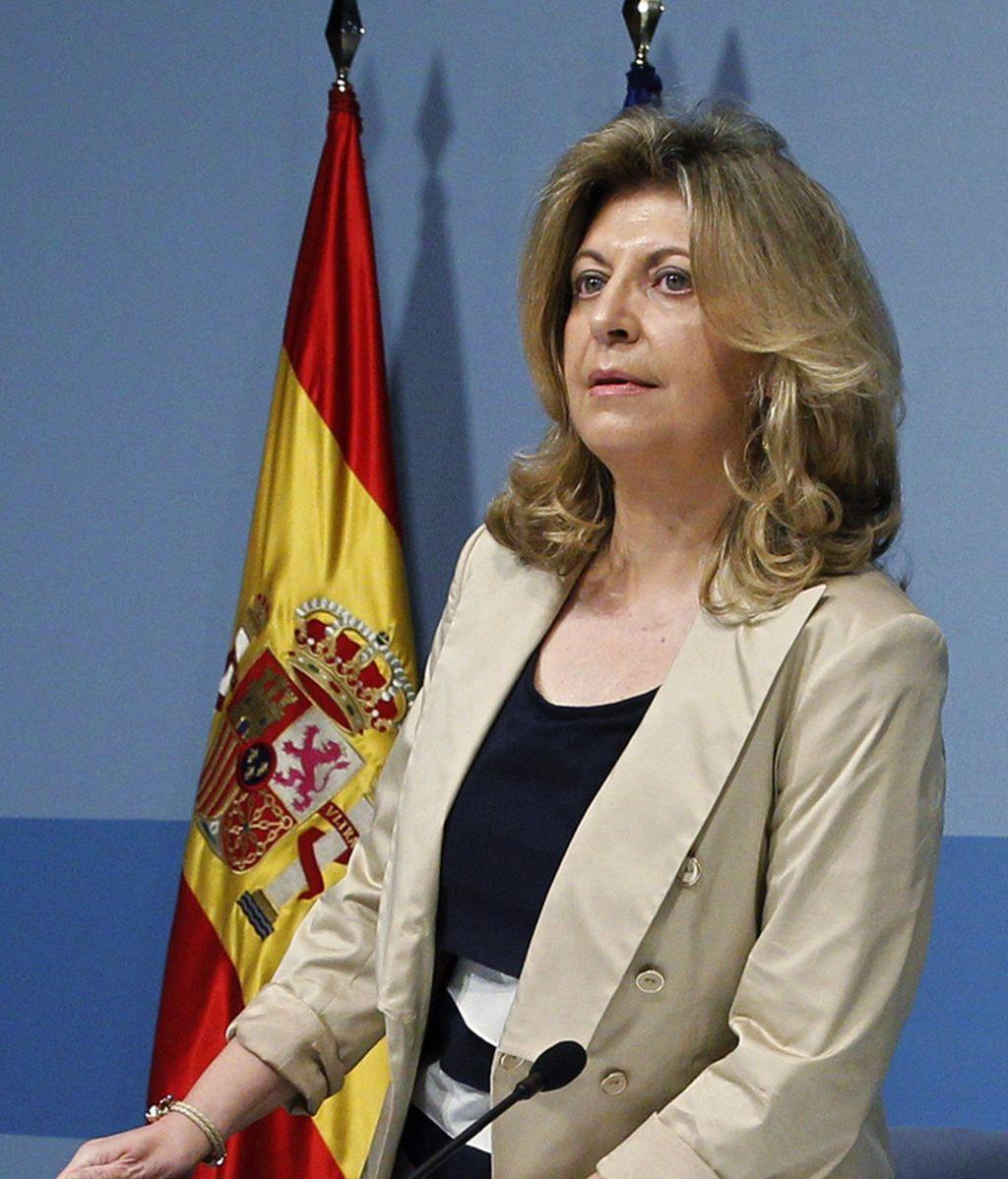 Engracia Hidalgo, secretaria de Estado de Empleo