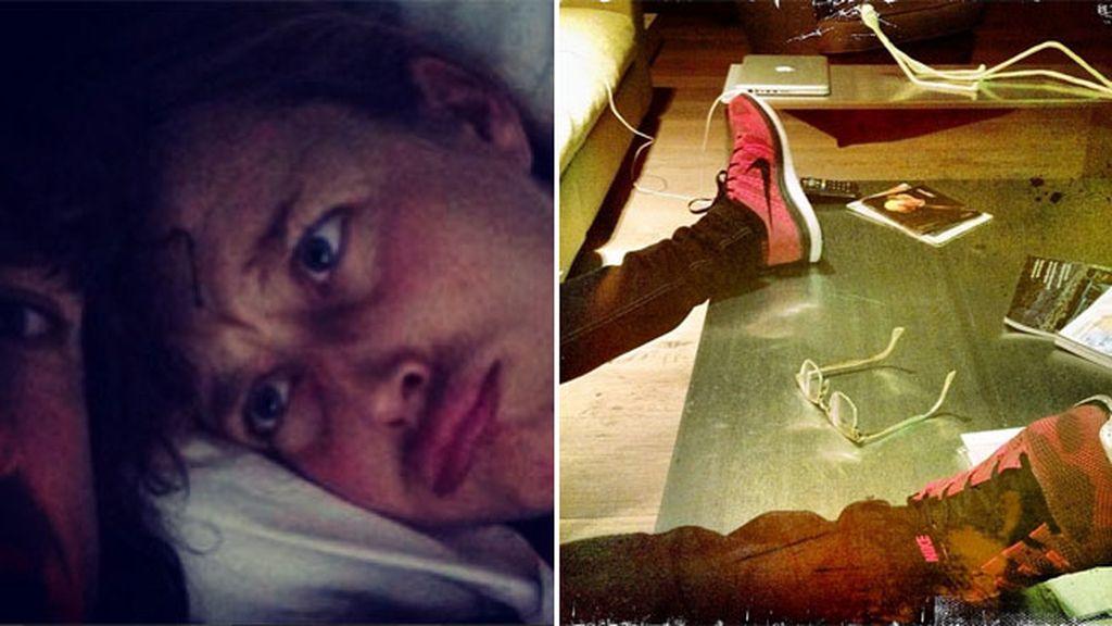 Domingos de peli, siesta y relax con Puyol