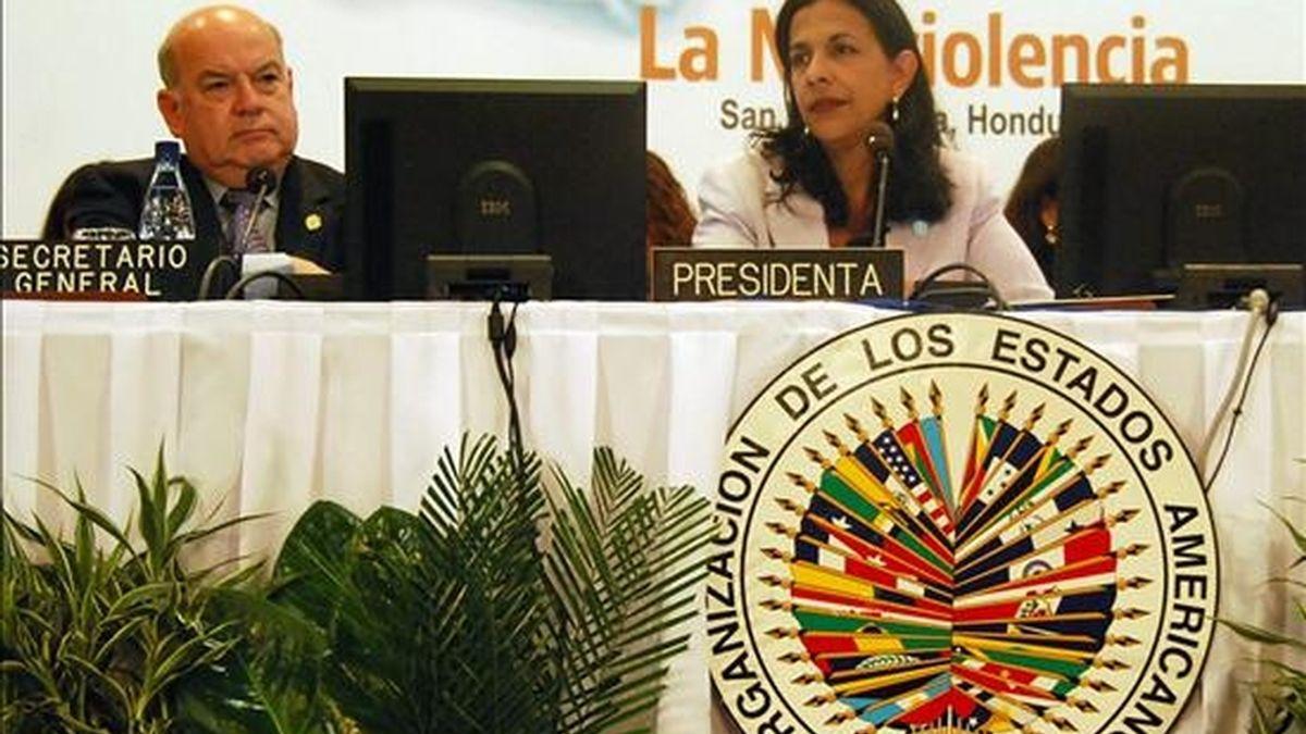 El pasado miércoles en Honduras, los cancilleres que participaron en la XXXIX Asamblea General de la OEA aprobaron una resolución que levantó la suspensión impuesta hace 47 años a Cuba. EFE