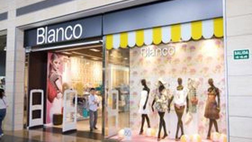 Uno de los establecimientos de la firma de moda Blanco