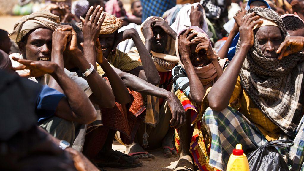 La hambruna que azota a cientos de miles de personas en el cuerno de África FOTO: REUTERS