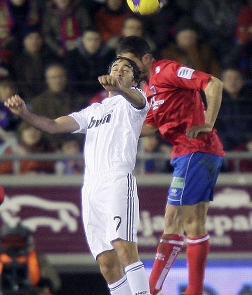 Raúl pasa a la historia en Soria