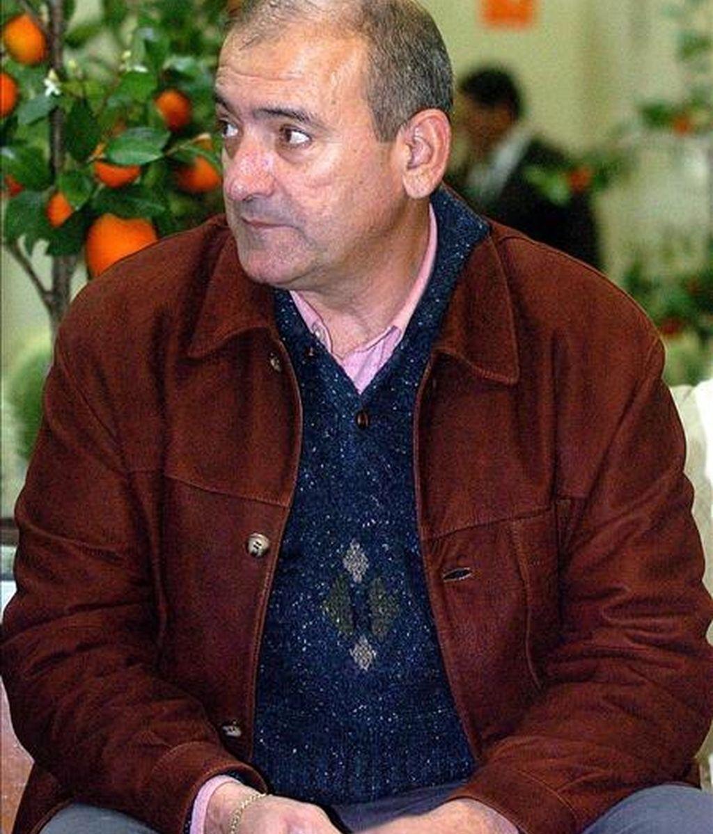 Fernando García, padre de una de las Niñas de Alcásser. EFE/Archivo