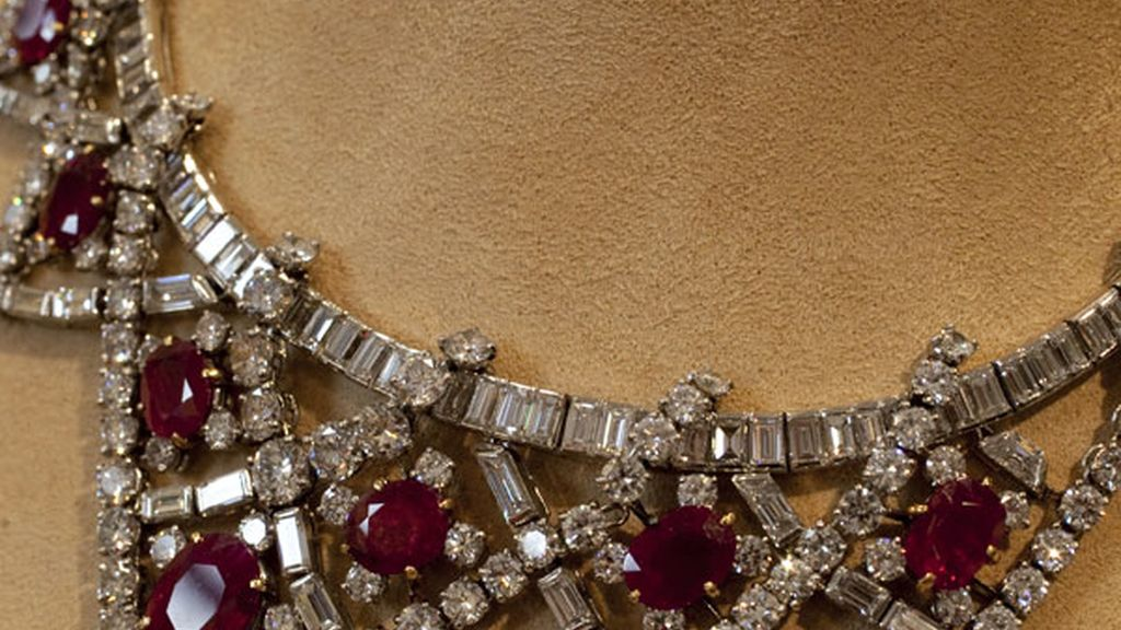 A subasta las joyas de Elizabeth Taylor