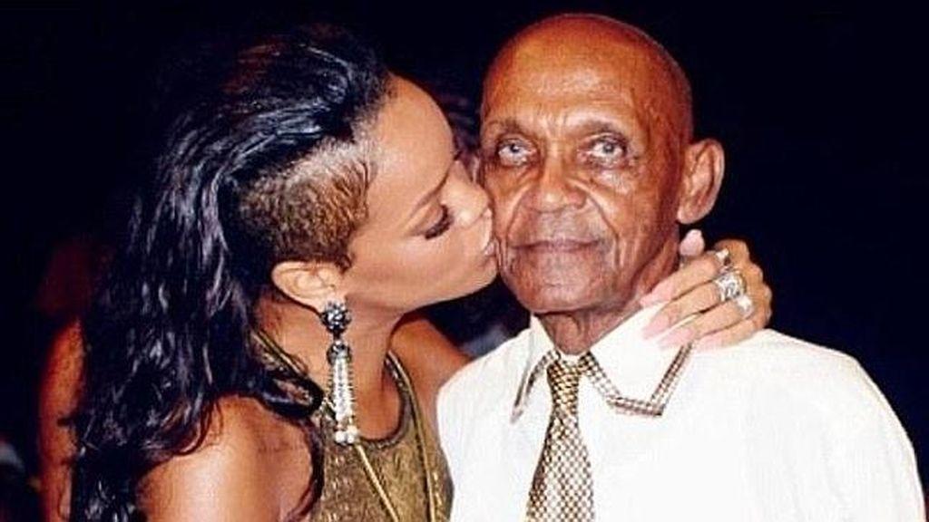 El lado más tierno de Rihanna