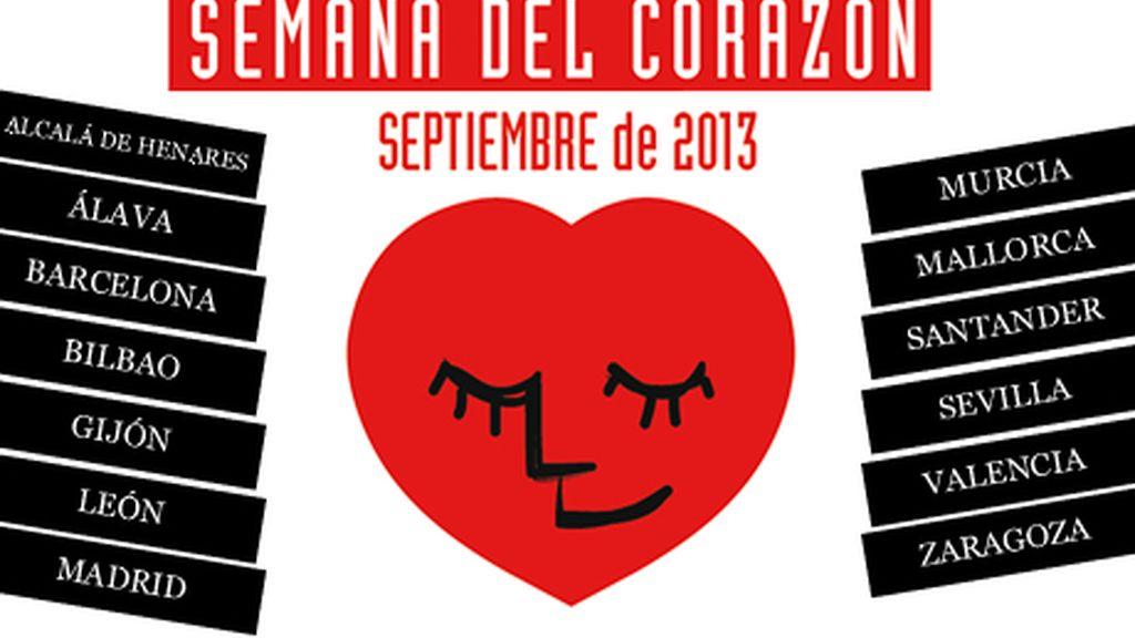 XXIX Semana del Corazón