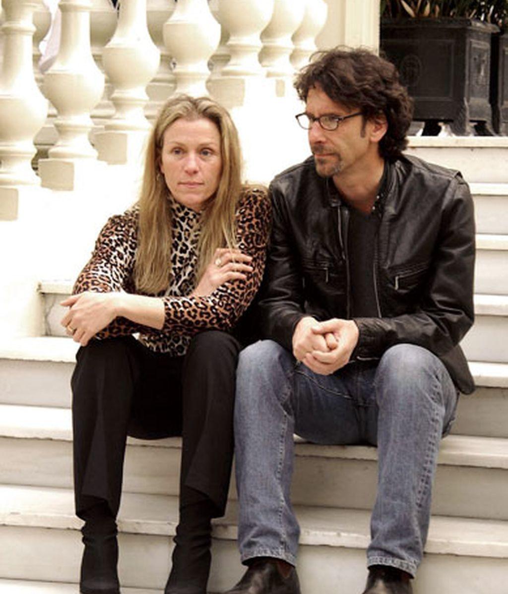 Joel Cohen y Frances McDormand