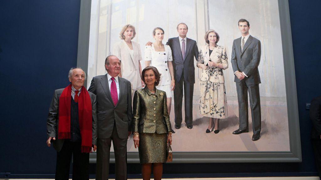 'La Familia de Juan Carlos I'