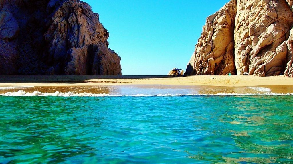 Lovers Beach, Los Cabos, México