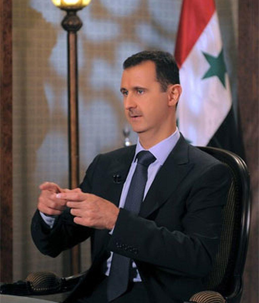 El presidente sirio se niega a abandonar el poder. Video: ATLAS