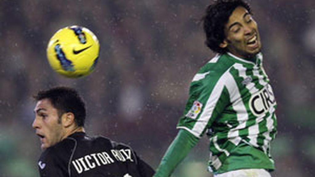 El Valencia no se quita el mal sabor de boca FOTO: EFE