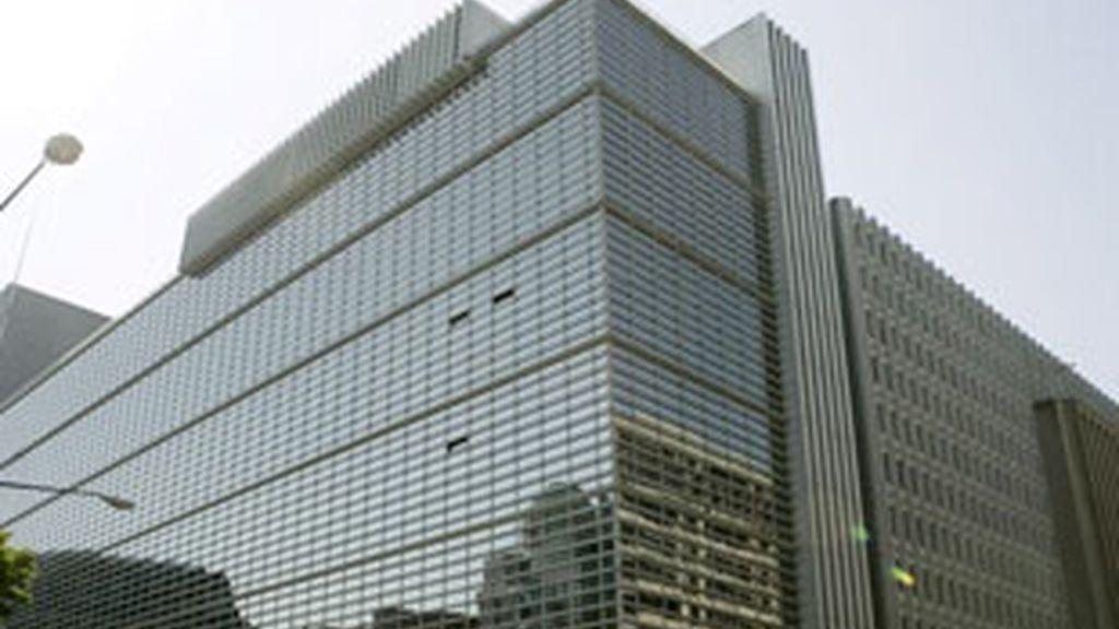 Sede del Banco Mundial en Washington. Foto: EFE