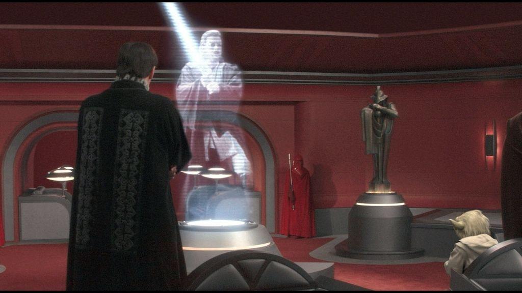 Fotograma de la película Star Wars Episodio II: El ataque de los clones. Foto: Gtres