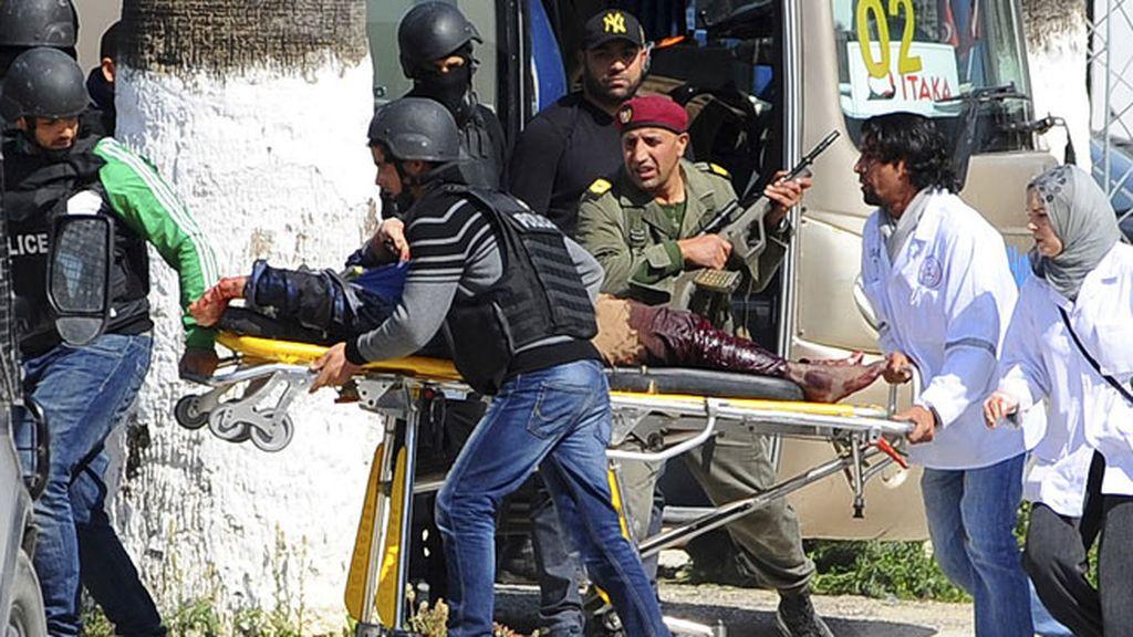 Atentado terrorista en Túnez