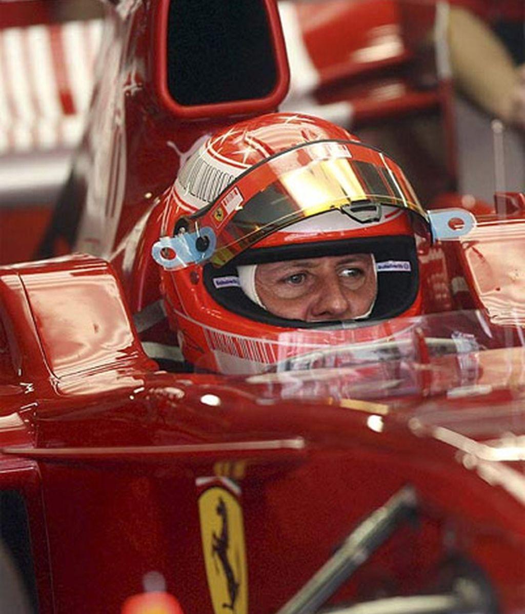 El Kaiser se ha vuelto a subir al Ferrari