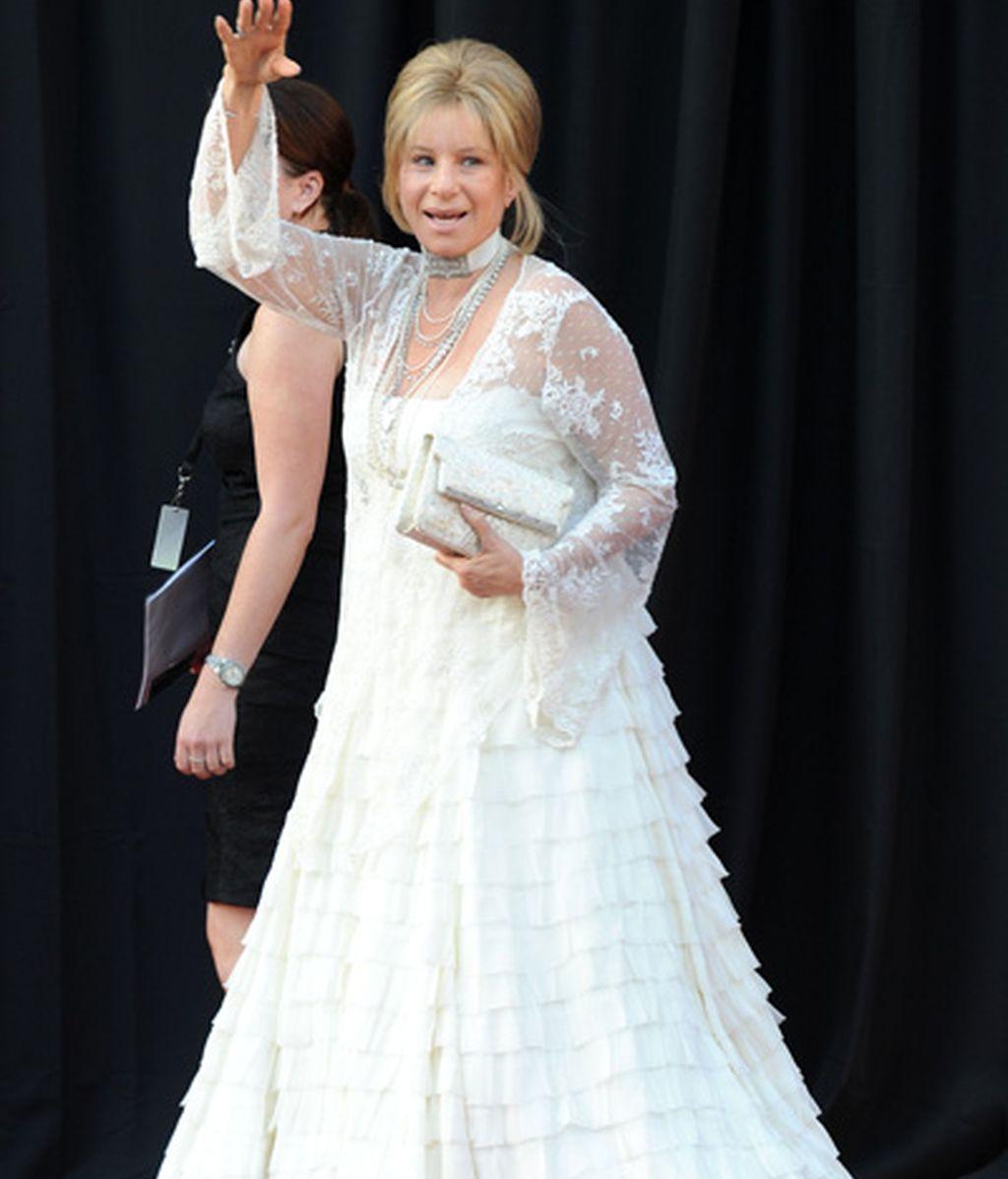3. Barbra Streisand