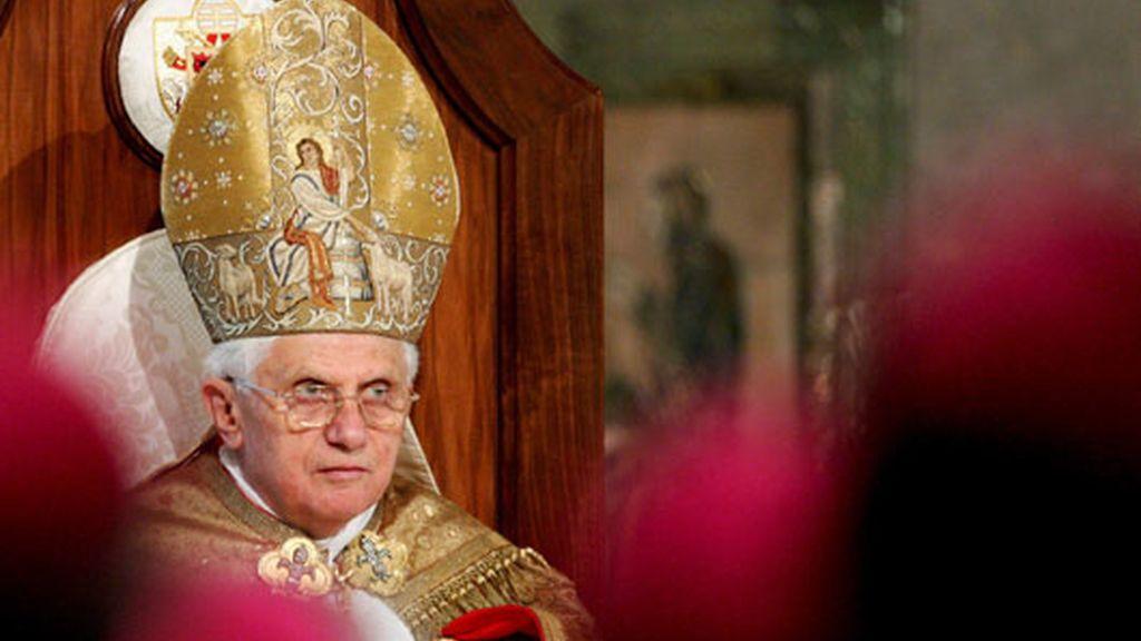 Reunión del Papa con 400 obispos