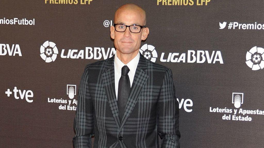 El periodista Ramón Fuentes