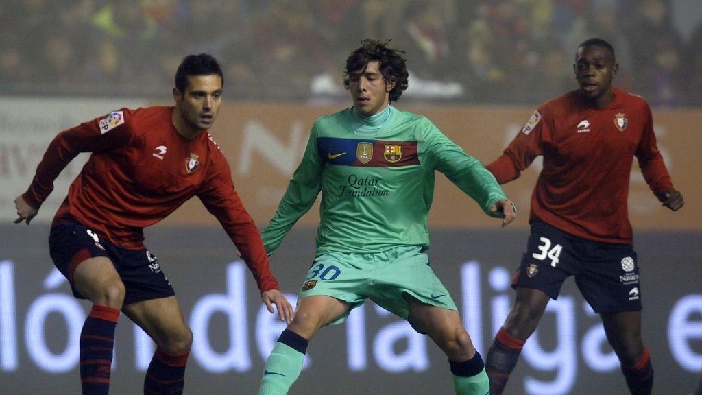 Barça y Osasuna, en busca de la Copa del Rey