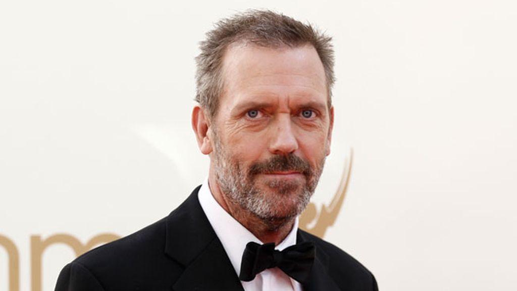 Hugh Laurie, con 18 millones de dólares, alcanza la segunda posición
