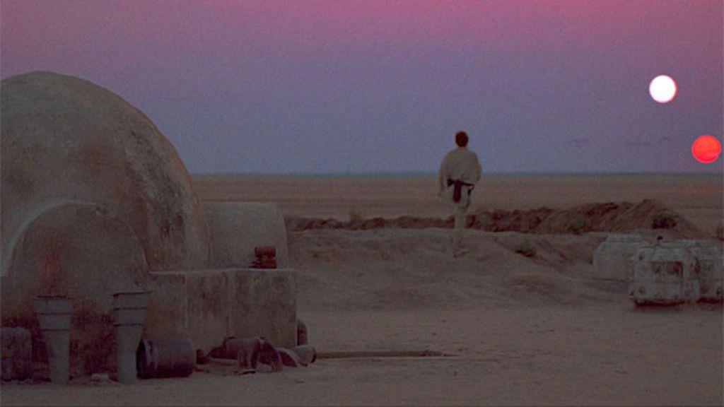 El planeta Tatooine está en Túnez