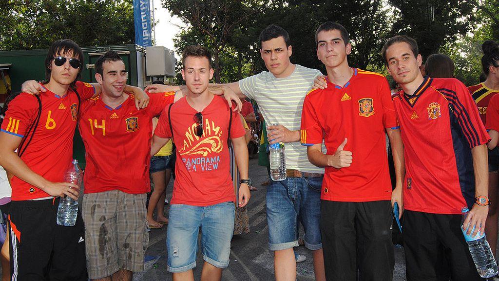 Tú eres nuestro protagonista de la Eurocopa