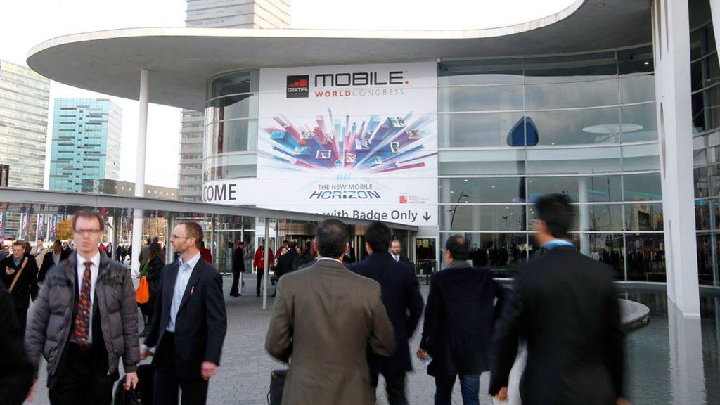 Mobile World Congress se celebra en Barcelona