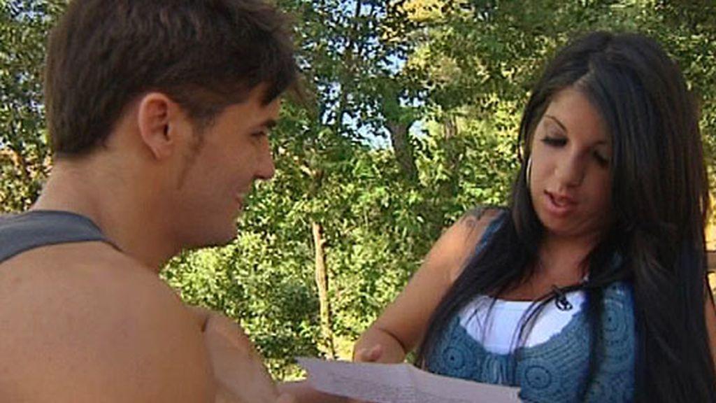 Oliver y Carmen (22/07/10)