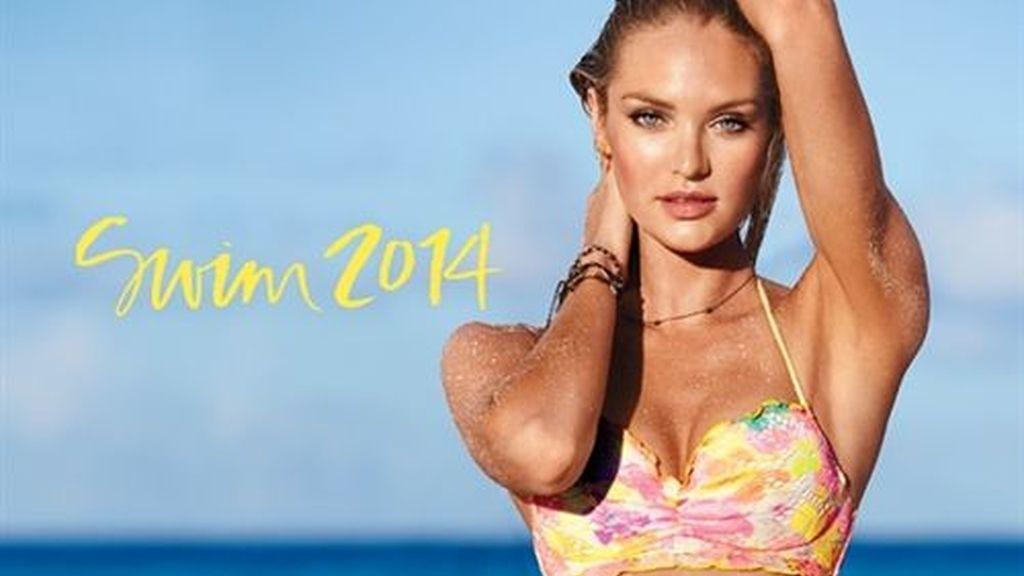 Los 'ángeles' de Victoria's Secret olvidan el frío y te traen ya su nueva colección el verano