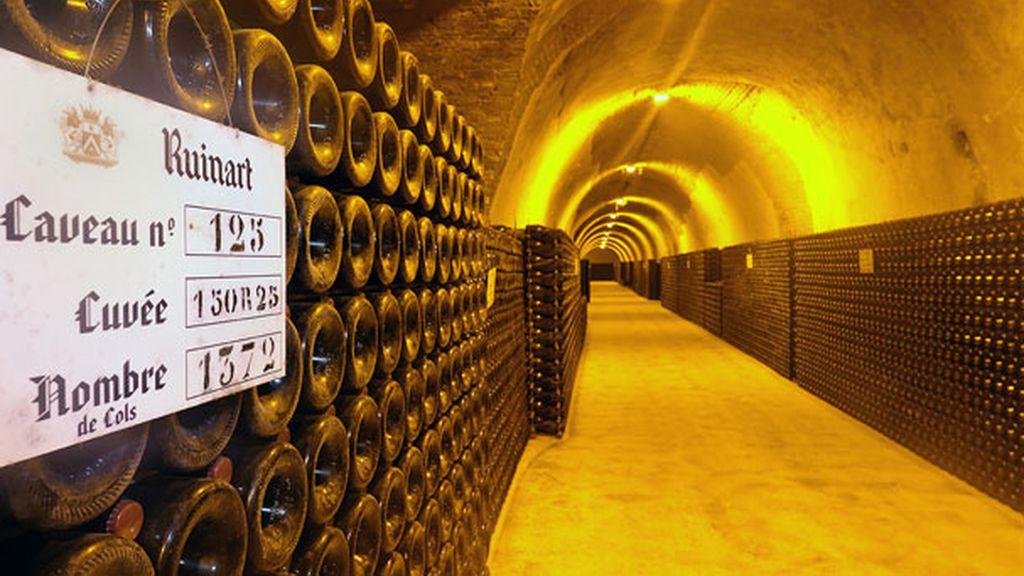 La Cesta, Champagne