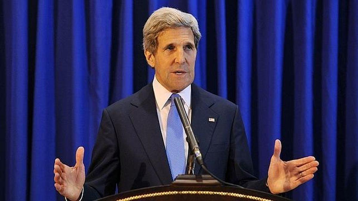 Kerry anuncia un acuerdo para que israelíes y palestinos retomen las conversaciones de paz