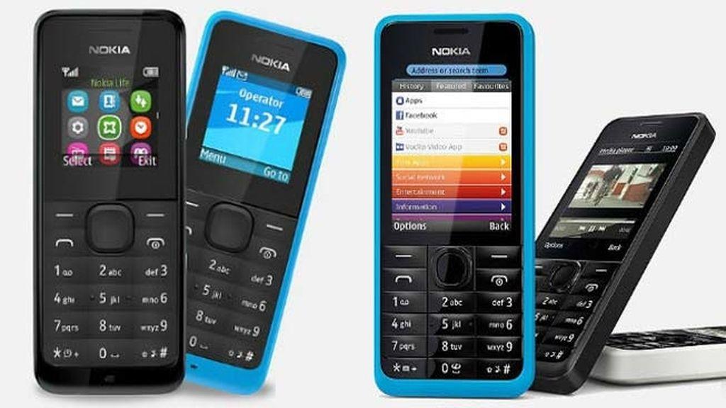 Nokia presenta un nuevo móvil por 15 euros